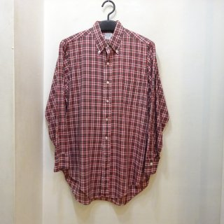60's Rich's Broad B.D Shirts 3点留め