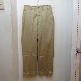 1949y U.S.ARMY M-45 Chino Pants W30