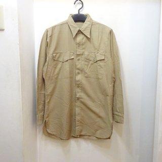 Dead Stock 1957y U.S.M.C Oxford Shirts