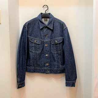 60's Lee 101J Denim Jacket size 44