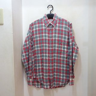 90's BROOKS BROTHERS Cotton/Wool B.D Shirts size 15-R