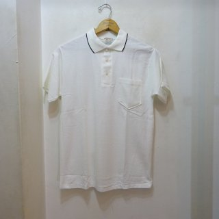 Dead Stock 70's Lion of Troy 鹿の子 ポロシャツ size M