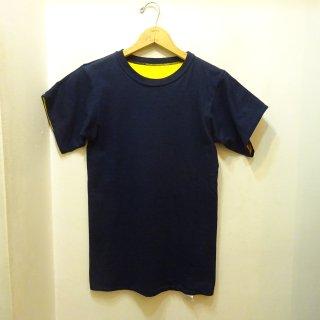 One Wash 2002年会計 U.S.NAVY リバーシブルTシャツ size S