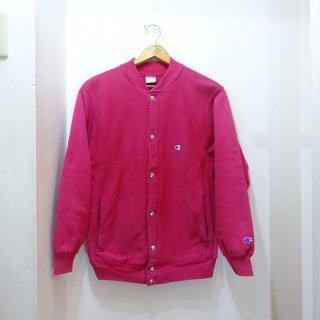 90's Champion Reverse Weave フルスナップ Sweat Shirts