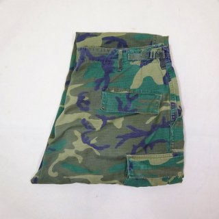 1981y U.S.ARMY LC-1 Camo Field Pants size L-Regular