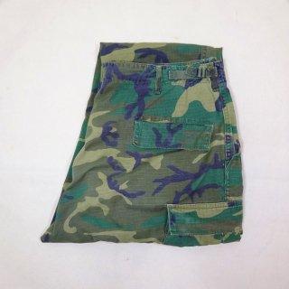 1981y U.S.ARMY LC-1 Camo Field Pants size L-Regular