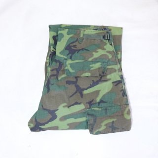 1969y U.S.ARMY Jungle Fatigue Field Pants Green Leaf