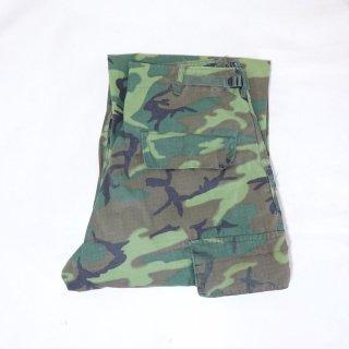 1969y U.S.ARMY Jungle Fatigue Field Pants Green Leaf