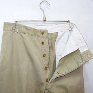 1956y U.S.ARMY M-51 Chino Pants W32