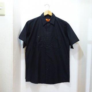新品 REDKAP ショートスリーブ ワークシャツ size M 黒