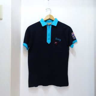 70's Hilton Boring Polo Shirts size M