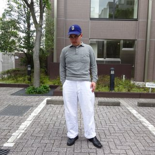60's BRENT Acrilan Polo Shirts size M