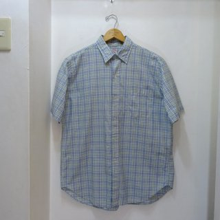 60's Brooks Brothers Cotton Broad Shirts size 16 1/2