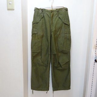 As Is 50's U.S.ARMY M-51 Field Pants size M Regular