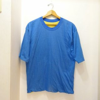 Dead Stock 70's Vintage Reversible T-Shirts size about XL