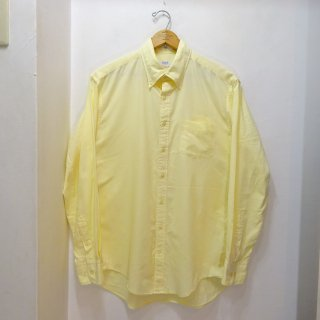 80's GANT for YALE Coop Oxford B.D Shirts size about L