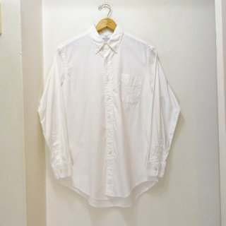 Mint Condition 80's Neiman Marcus White Pin Oxford B.D Shirts size 16 - 33
