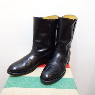 70's Double H Roper Boots size 8 EE