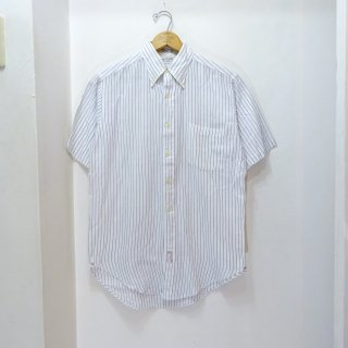 60's Hathaway Cotton B.D Shirts size 15