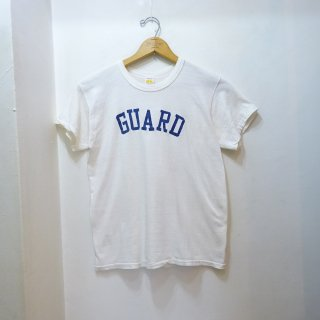 "70's RUSSELL Athletic ""U.S.Coast Guard"" Tシャツ size M"