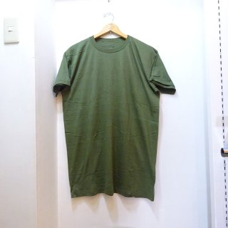 size 50-52 Dead Stock 1969y U.S.ARMY OG-109 Crew Neck 1/4 Sleeve Under Shirts