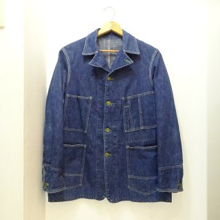 50's OSH KOSH Denim Coverall size about 38