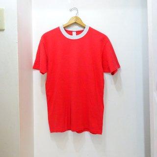 80's Vintage 2-Tone Cotton T-Shirts size L