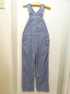70's Lee Pin Hickory Overall size W35