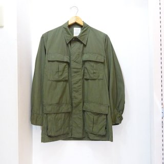 1978y U.S.ARMY Rip Stop Cotton Poplin Field Jacket size S-Regular