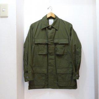 Dead Stock 1978y U.S.ARMY Rip Stop Cotton Poplin Field Jacket size S-Regular