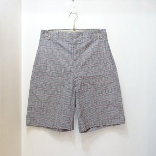 Dead Stock 60's Glen Check Shorts size W30
