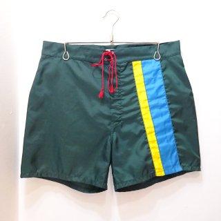 60/70's Abraham & Strauss Nylon Swim Shorts  size W34
