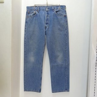 90's Levi's 501 Denim Pants Made in U.S.A 表記 W36 L29