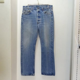 90's Levi's 501 Denim Pants Made in U.S.A 表記 W34 L30