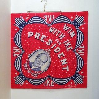 1950era Elephant Brand Bandana