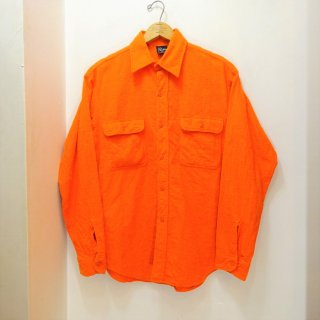 80's Prentiss Heavy Flannel Work Shirts size M