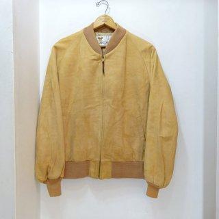 70's Lakeland Suede Jacket size 44
