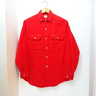 60's BIG MAC Heavy Flannel Work Shirts size M
