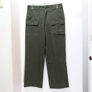 80's Filson Whipcord Wool Bush Pants Lot 185 size W32