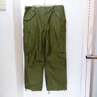 Dead Stock 1952y U.S.ARMY M-51 6 Pockets Field Pants size L Regular