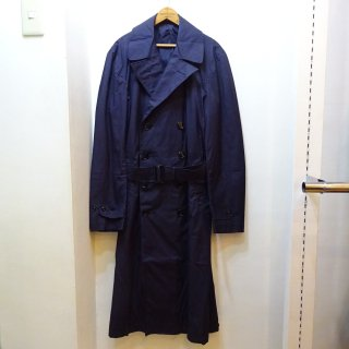 1969y U.S.NAVY Trench Coat size S Long