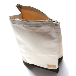 【PALM STROKE】ENVELOPE ZIPPER BAG