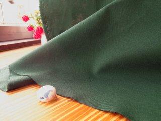 い〜い色綿麻カラーキャンバス・グリーン