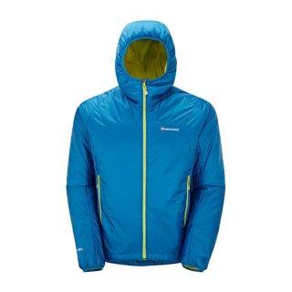 MONTANE モンテイン ファイヤーボールジャケット メンズ 超軽量ポケッタブル中綿ジャケット