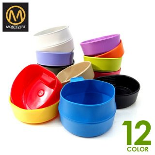 MONTEVERT(モンテベール)ECO CUP BIG(エコカップビッグ)コンパクトに収納できる携帯用スープカップ