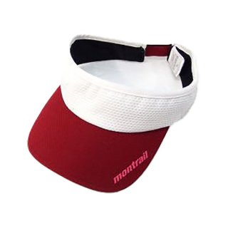 montrail WAY TO GO RUNNING VISOR II レディース サンバイザー