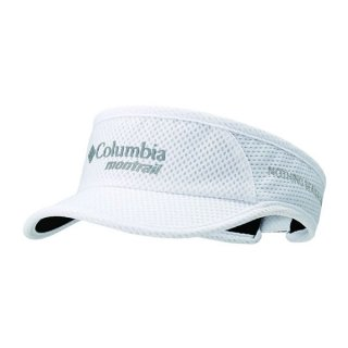 Columbia・Montrail NOTHING BEATS A TRAIL RUNNING VISOR II LIGHT ランニングバイザー