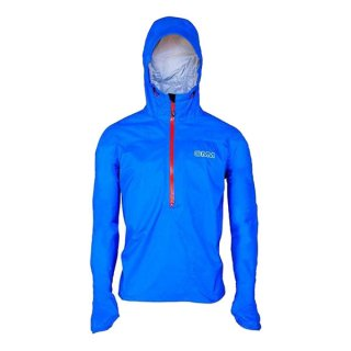 OMM オリジナルマウンテンマラソン Aether Smock メンズ 防水ハーフジップジャケット