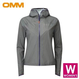 OMM オリジナルマウンテンマラソン Halo Jacket (w) レディース フルジップ シェルジャケット