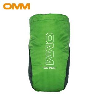OMM オリジナルマウンテンマラソン GO POD フロントポケット バックパックの拡張におすすめ